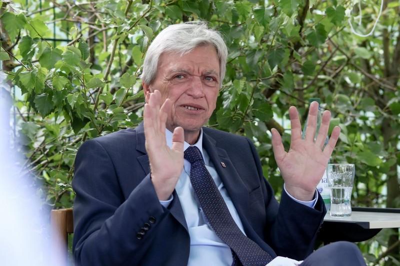 Ministerpräsident Volker Bouffier (CDU). - Archivfotos: KN