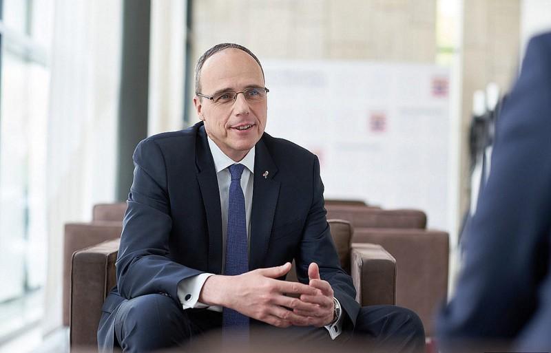 Innenminister Peter Beuth (CDU). - Foto: Hessisches Innenministerium