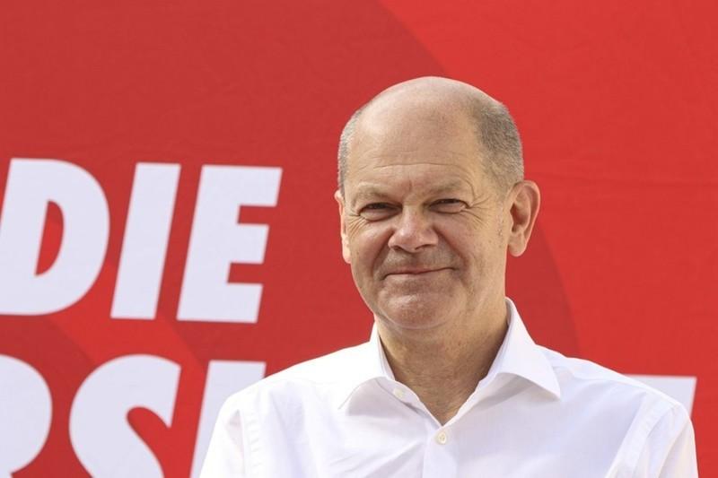Olaf Scholz (SPD-Kanzlerkandidat). - Foto: O|N-Archiv