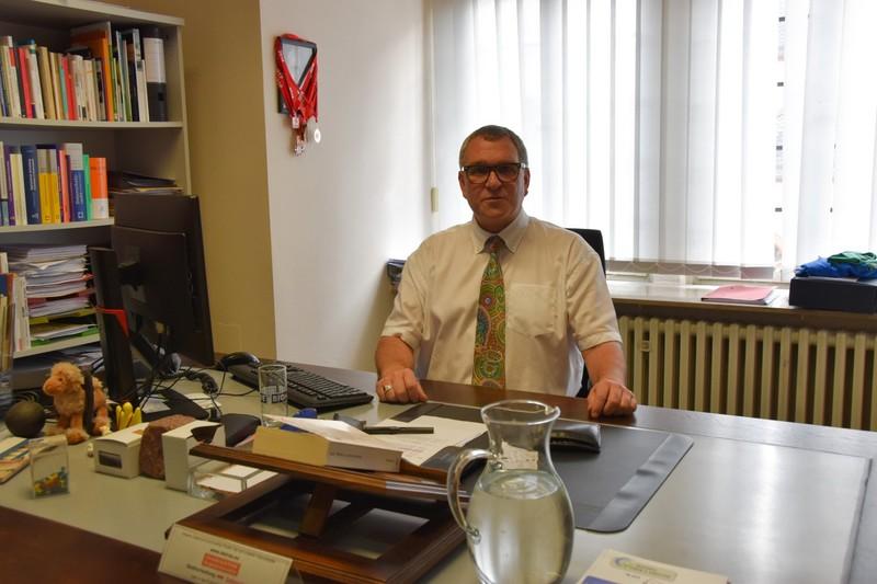 Bürgermeister Malte Jörg Uffeln