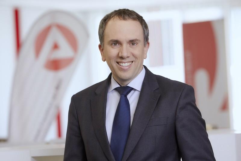 Dr. Frank Martin, Leiter der Regionaldirektion Hessen