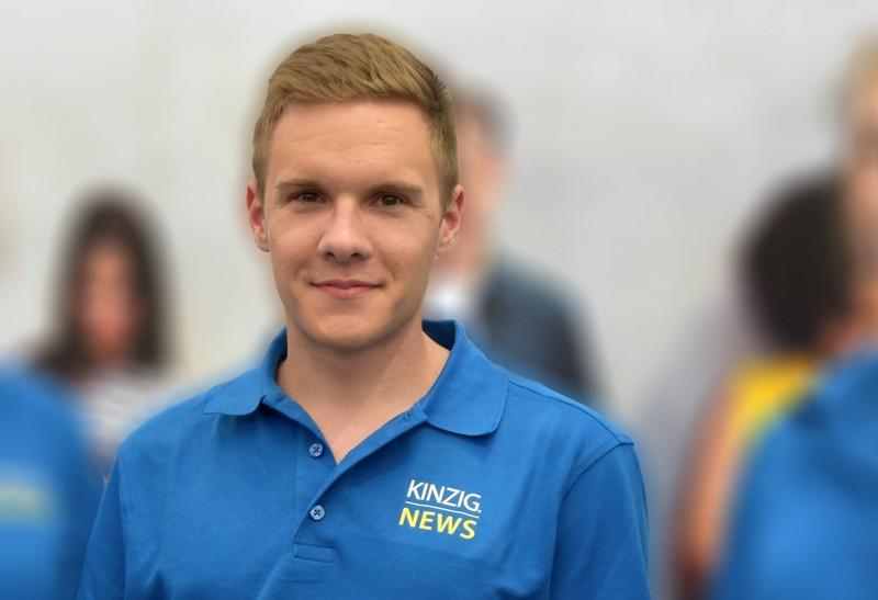 KN-Redakteur Moritz Pappert