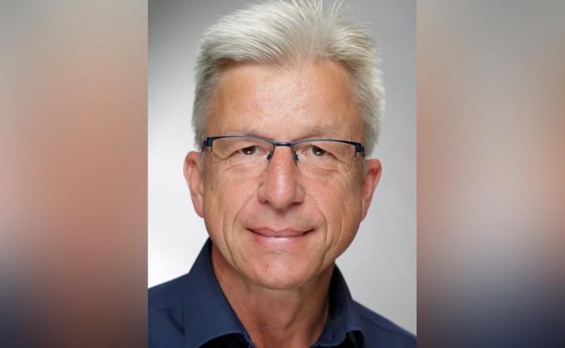 Jürgen Schmatz, Leiter des Stabsbereichs Prävention im Polizeipräsidium Südosthessen in Offenbach