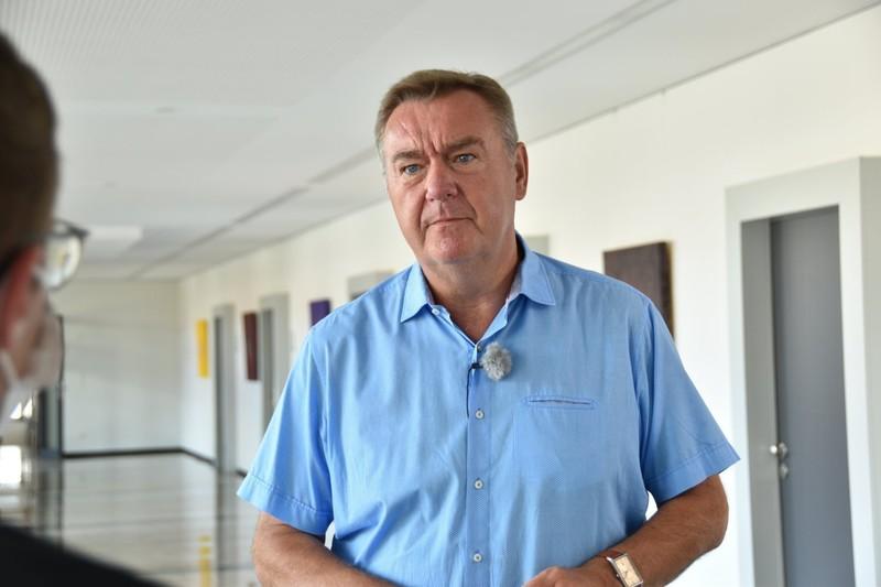 Oberbürgermeister Claus Kaminsky