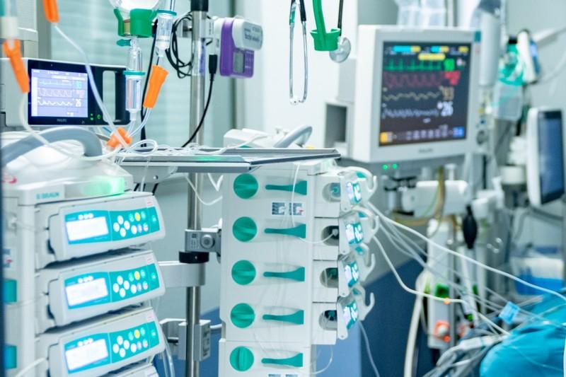 Noch keine Entwarnung in den Krankenhäusern.